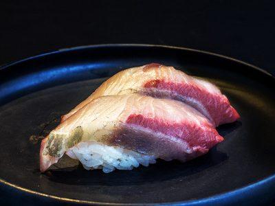 Aburi Kanpachi Sushi