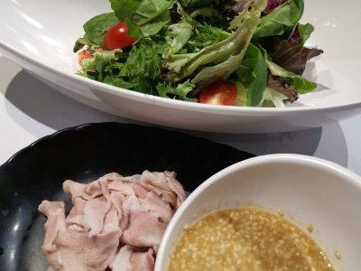 Black Pork Salad