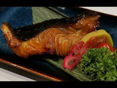 Gindara-Teriyaki