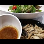 Mixed Mushrooms Salad