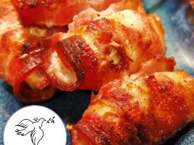 Hotate Bacon Yaki