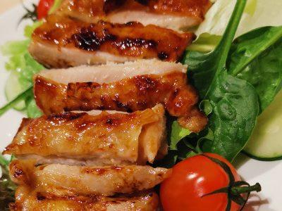lowcarb chicken Teri